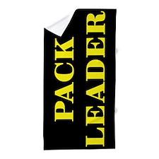 Pack Leader Beach Towel