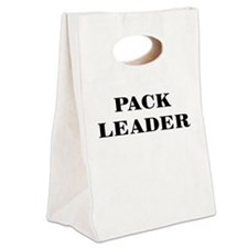 Pack Leader Canvas Lunch Tote