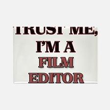 Trust Me, I'm a Film Editor Magnets