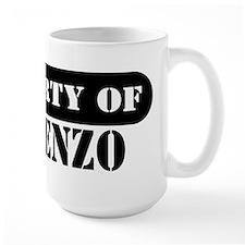 Property of Vincenzo Mug