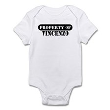 Property of Vincenzo Infant Bodysuit