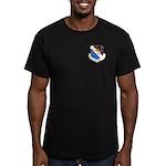 53rd W Men's Fitted T-Shirt (dark)