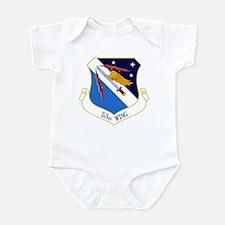 53rd W Infant Bodysuit