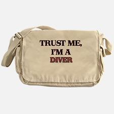 Trust Me, I'm a Diver Messenger Bag