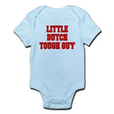 Little Dutch Tough Guy Body Suit