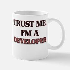 Trust Me, I'm a Developer Mugs