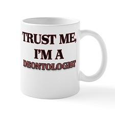 Trust Me, I'm a Deontologist Mugs