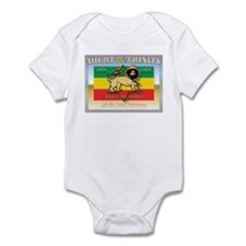 Might of the Trinity Infant Bodysuit