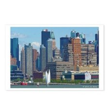 Midtown Manhattan Skyline Postcard (Package of 8)
