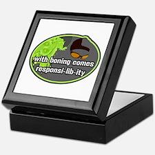 Responsi-lib-ity Keepsake Box