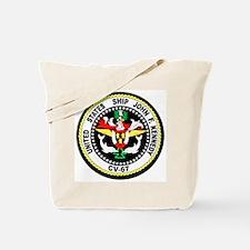 USS John F. Kennedy Tote Bag