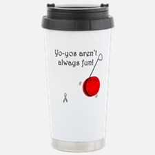 No fun Travel Mug