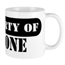 Property of Tyrone Mug