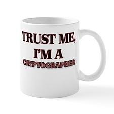 Trust Me, I'm a Cryptographer Mugs
