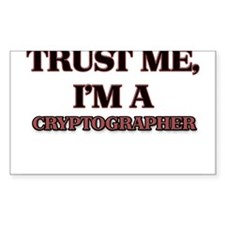 Trust Me, I'm a Cryptographer Decal