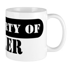 Property of Tyler Mug