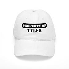 Property of Tyler Baseball Cap
