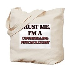 Trust Me, I'm a Counselling Psychologist Tote Bag