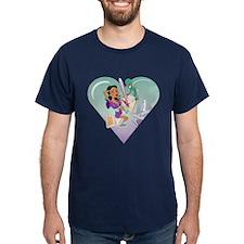 Alien Probe Valentine2 T-Shirt