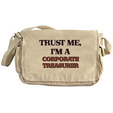 Trust Me, I'm a Corporate Treasurer Messenger Bag