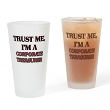 Trust Me, I'm a Corporate Treasurer Drinking Glass