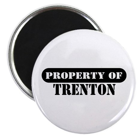 Property of Trenton Magnet