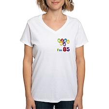 Kiss Me I'm 85 Shirt