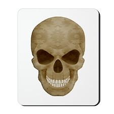 Camouflage Skull Mousepad