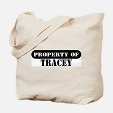 Property of Tracey Tote Bag