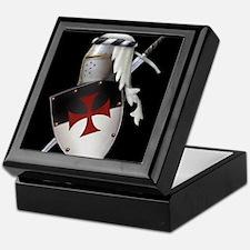 Knights Templar Keepsake Box