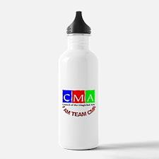 Team CMA Water Bottle