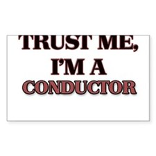 Trust Me, I'm a Conductor Decal