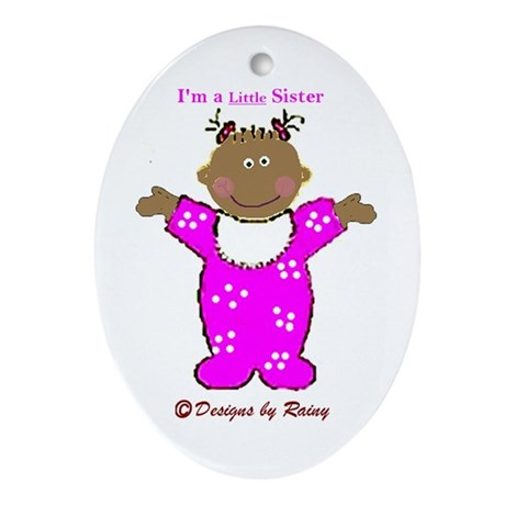 Big Brother designs - Im a Little Sister - Ethnic