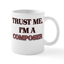 Trust Me, I'm a Composer Mugs