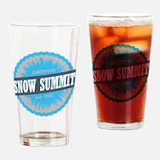 Snow Summit Ski Resort California Sky Blue Drinkin