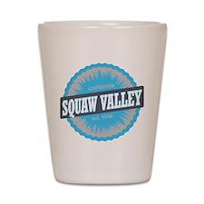 Squaw Valley Ski Resort California Sky Blue Shot G