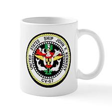 USS John F. Kennedy Small Mug