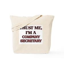 Trust Me, I'm a Company Secretary Tote Bag