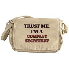 Trust Me, I'm a Company Secretary Messenger Bag