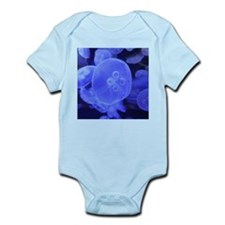 Moon Jellyfish Infant Bodysuit