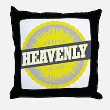 Heavenly Mountain Ski Resort California Yellow Thr