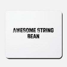 Awesome String Bean Mousepad