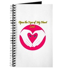 Open the Eyes of my Heart Journal