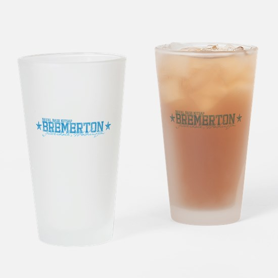 NBK Bremerton WA Drinking Glass