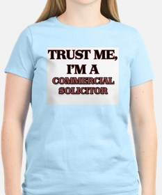 Trust Me, I'm a Commercial Solicitor T-Shirt