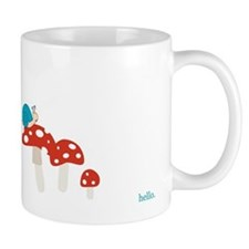Snail and Toadstool Mugs