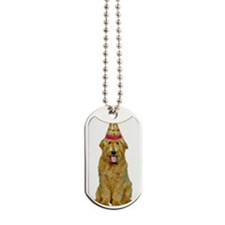 Goldendoodle Birthday Dog Tags