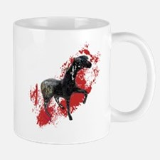Indian War Pony Mugs