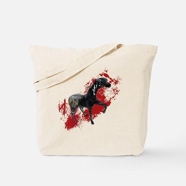 Indian War Pony Tote Bag