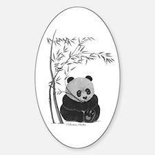 Little Panda Decal